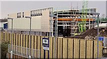J3271 : New train maintenance depot, Belfast (26) by Albert Bridge