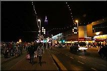 SD3035 : The Promenade in Blackpool by Steve Daniels