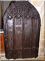 ST5312 : Door, The Church of St Michael's and All Angels by Maigheach-gheal