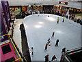 TL2108 : Ice Rink, The Galleria, Hatfield by Christine Matthews