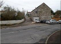 ST6288 : Corner of Wolfridge Lane and Wolfridge Ride, Alveston by Jaggery