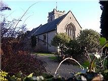 NZ1164 : St. Oswin's Parish Church, Wylam by Andrew Curtis