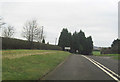 SO7863 : Road junction at Little Witley opposite The Lodge by John Firth
