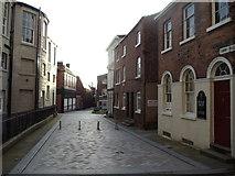 SE3320 : Tammy Hall Street, Wakefield by Bill Henderson