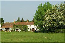 TQ3245 : The Gallery, Windmill Cottage and Forge Cottage by Ian Capper