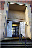 SP0583 : Entrance to the Barber Institute, University of Birmingham by Phil Champion