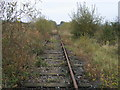 SP7628 : Disused Railway Line by Shaun Ferguson