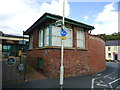 SS5533 : Former Barnstaple Town signal box by Stacey Harris