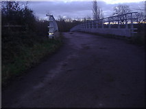 TQ1562 : Bridge over the A3, Claygate by David Howard
