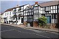 SO7037 : Timber-framed buildings, Ledbury by Philip Halling