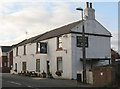 SE5822 : Railway Tavern, Hensall by Alan Murray-Rust