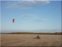 NT6578 : Coastal East Lothian : Next Stop, Dakar by Richard West