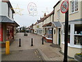 ST6390 : Pedestrianised section of St Mary Street, Thornbury by Jaggery
