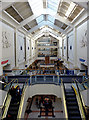 TQ2736 : County Mall interior in Crawley, West Sussex by Roger  Kidd
