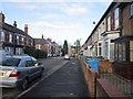 TA0830 : Park Road towards Pearson's Park by Ian S