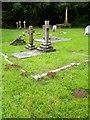 ST5411 : Molehills in the Churchyard, Sutton Bingham by Maigheach-gheal