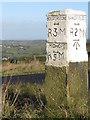 SK2794 : Moorland Sign by Dave Pickersgill