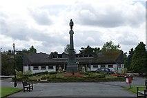 SJ6855 : Queens Park Crewe by Douglas Cumming