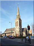 TQ3090 : St Michael's Church, Bounds Green Road N22 by Robin Sones