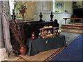 SY5790 : Nativity, St Peter's Church by Maigheach-gheal