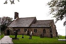 SD4161 : St Peter's Church in Heysham by Steve Daniels