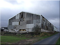 SE4630 : Barn, Scat House Farm by JThomas