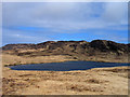 NR5475 : Loch south of Beinn Tarsuinn by Trevor Littlewood