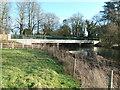 ST9486 : Cow Bridge near Malmesbury by Chris Allen