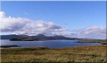 NG3238 : Grassy Shores of Eastern Loch Bracadale by Hilmar Ilgenfritz