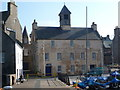 HU4741 : Lerwick: the Old Tolbooth from the seaward side by Chris Downer