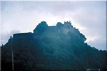 NS7894 : Stirling Castle - 1981 by Helmut Zozmann