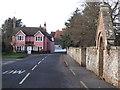 SU8441 : Toll House, Frensham by Colin Smith