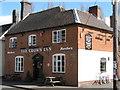SK3109 : Appleby Magna Crown Inn by the bitterman