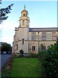 ST8558 : Trowbridge United Church by Jaggery