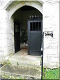 SY5889 : Porch, The Church of St Michael and All Angels by Maigheach-gheal