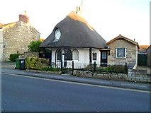 ST8558 : Grade II listed The Old Toll House, Trowbridge by Jaggery