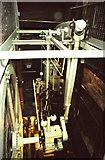 SJ8383 : Quarry Bank Mill, Styal - beam engine by Chris Allen