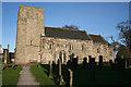 NT1477 : St Cuthbert's Kirk by Anne Burgess