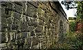 J4582 : Retaining wall, Helen's Bay (1) by Albert Bridge