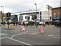 TQ3391 : White Hart Lane viewed from High Road by Philip Halling
