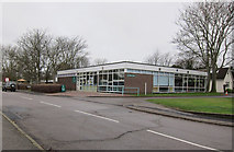 TQ1666 : Ditton Library by Hugh Venables