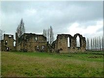 SE3706 : Monk Bretton Priory by Graham Hogg