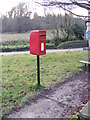 TM2147 : The Street Postbox by Adrian Cable