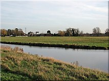 TL5369 : The Cam, the Washes and Reach Lode Lock by John Sutton