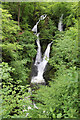 NY3804 : Stockghyll Force, Ambleside, Cumbria by Christine Matthews