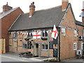 SP4496 : Barwell Queens Head Pub by the bitterman