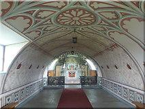 HY4800 : Lamb Holm: Italian Chapel interior by Chris Downer
