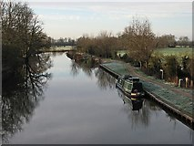 TL5064 : Clayhithe: still waters by John Sutton