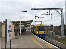TQ2182 : Destination Clapham Junction by Alan Murray-Rust