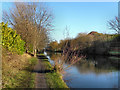 SJ7588 : Bridgewater Canal by David Dixon
